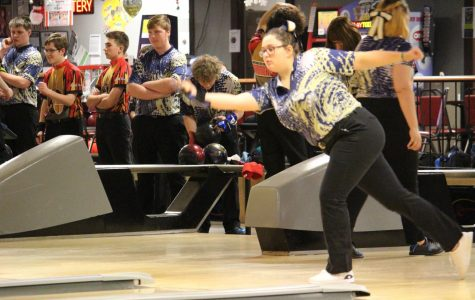 Boys and Girls Bowling Beats Olentangy Orange